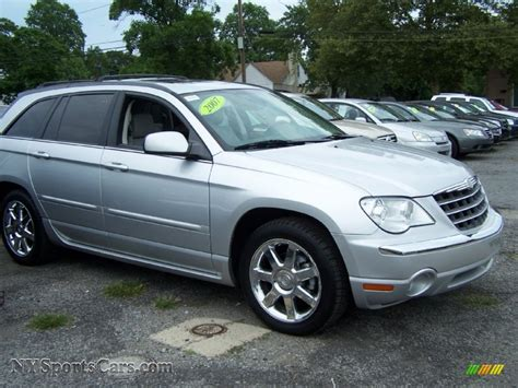 2007 Chrysler Pacifica Limited by 2007 Chrysler Pacifica Limited Awd In Bright Silver