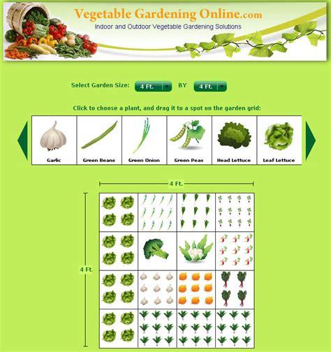 free vegetable garden planner domestinista vegetable garden planner review