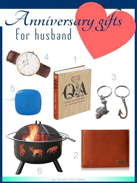 husband gift anniversary gift ideas for husband s