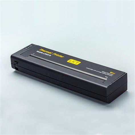 mini usb thermal printer tattoo mobile a4 stencil machine