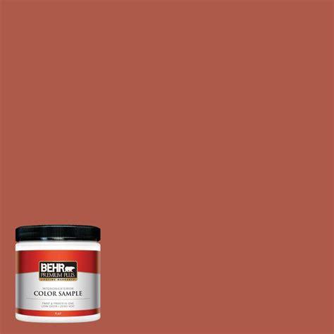 behr paint colors orange glow behr premium plus 8 oz ppu2 14 tibetan orange flat
