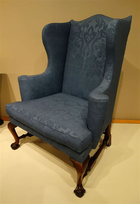 Wingback Chair by Wing Chair