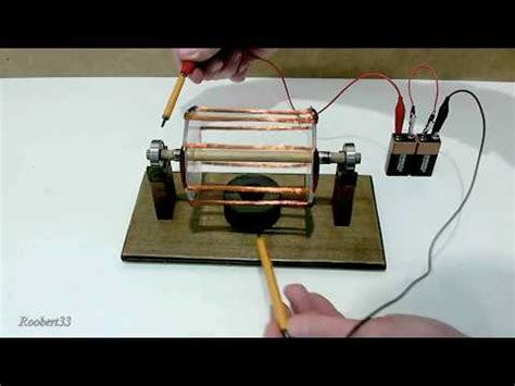 Easy Electric Motor by Electric Motor Easy To Make
