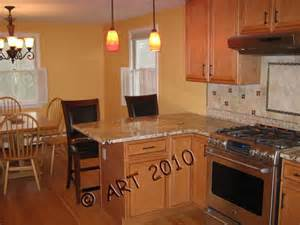 kitchen design with peninsula small kitchen design with peninsula pictures of finished