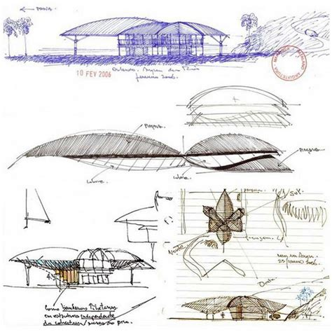 blueprint layout conceptual tropical house blueprint plans layout design