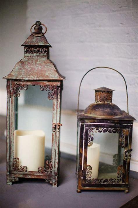 antique decor best 25 vintage lanterns ideas on lantern