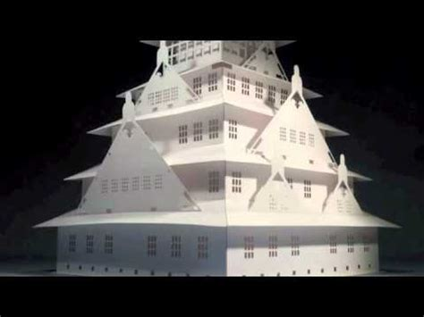 building origami origami architecture papercraft models of the world s