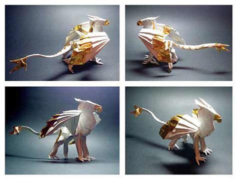 interesting origami beautiful exles of origami paper hongkiat