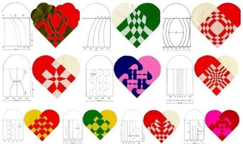 crafts with construction paper for adults valentines day ideas and recycling paper crafts for