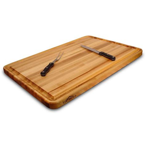 cutting board large pro series grooved cutting board