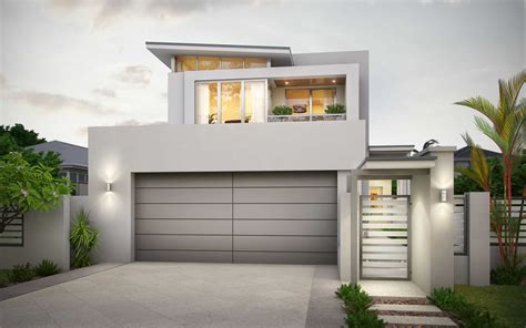 home plans for narrow lot narrow block house designs for perth wishlist homes