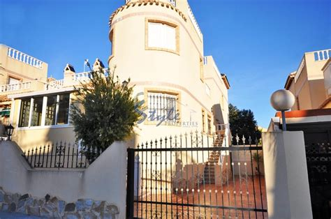 houses for sale costa blanca spain semi detached house for sale in playa flamenca costa