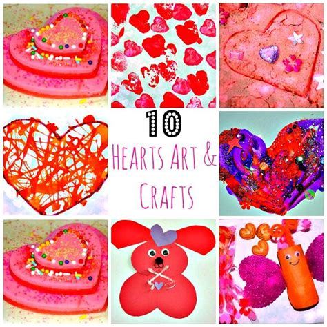 valentines day arts and crafts for preschool valentines day friendship quotes quotesgram