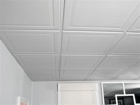 drop ceiling height how to install a drop ceiling hgtv