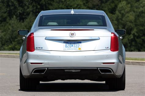 Cadillac Cts Sales by Cadillac Cts Sales 42 Cy15 Trim Level Changes