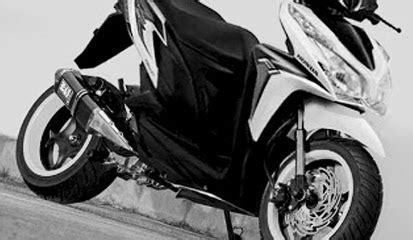 Motor Ragatan by Honda Vario Techno 125 Modifikasi Terbaru Kumpulan Foto