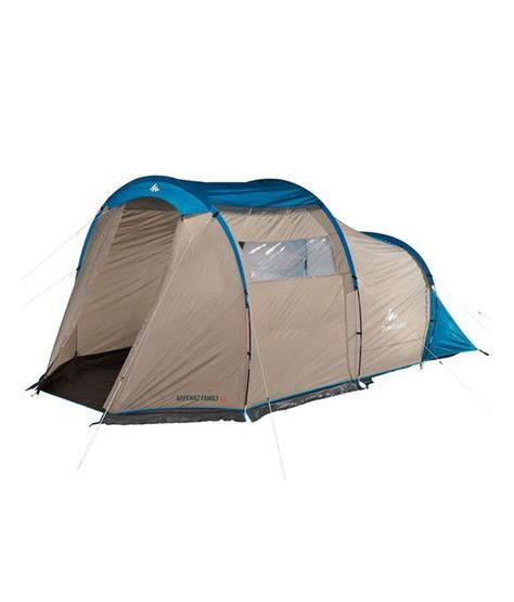 quechua arpenaz family 4 1 tent 4 1 bedroom by decathlon buy at best price on