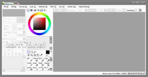 tool sai pack paint tool sai phần mềm vẽ chibi đẹp nhất 2013