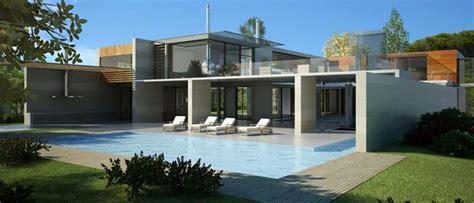 Home Exterior Design India Residence Houses contemporary architect designed luxury villa algarve for sale