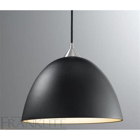 black pendant light franklite fl2290 1 931 black glass single pendant light