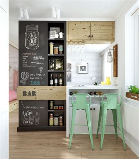 chalkboard paint kitchen easy redecorating tips for the kitchen