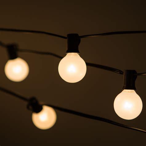 globe lights string hometownevolutioninc 50 light globe string lights