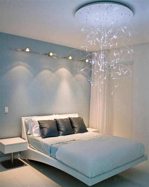 modern bedroom lighting 30 stylish floating bed design ideas for the contemporary home