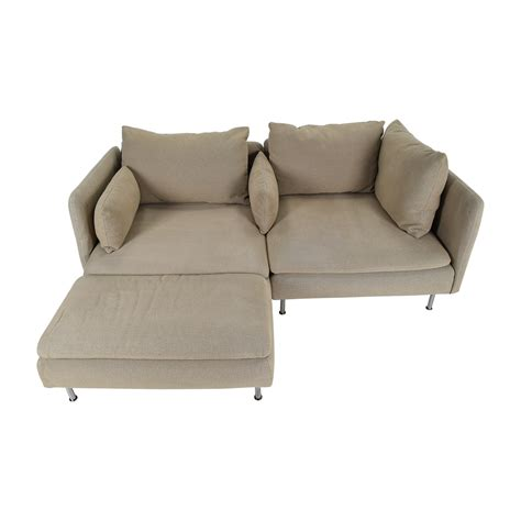 ikea online sofas sofs ikea manstad sofa bed slipcover in modena white