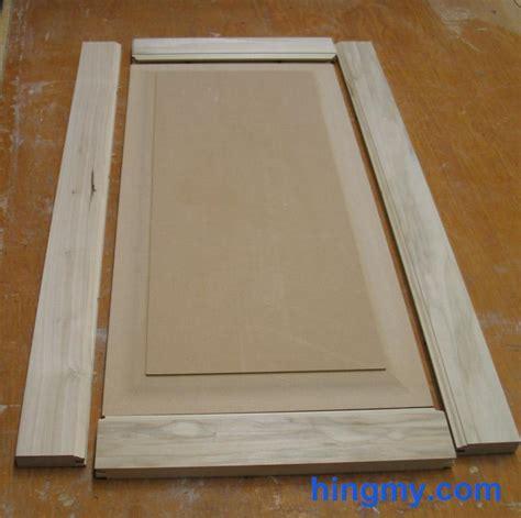 make cabinet doors how to build plain cabinet doors