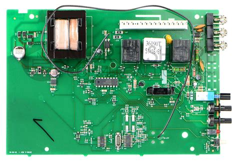 overhead garage door legacy overhead door legacy opener circuit board 20380r 34514t
