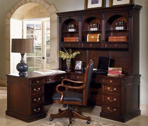 l shaped home office desk with hutch l shaped office desk with hutch ideas for the house