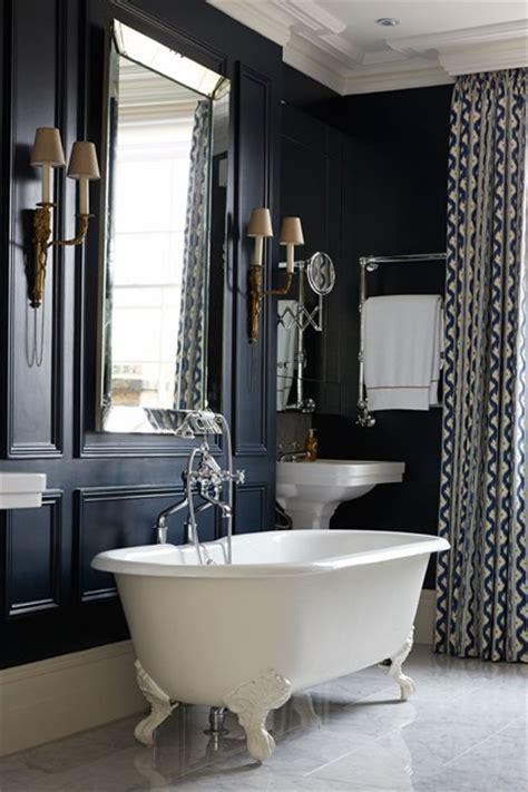 black and blue bathroom ideas navy blue bathroom bathroom design ideas houseandgarden