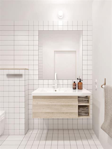 White Tile Bathroom white tile bathroom interior design ideas