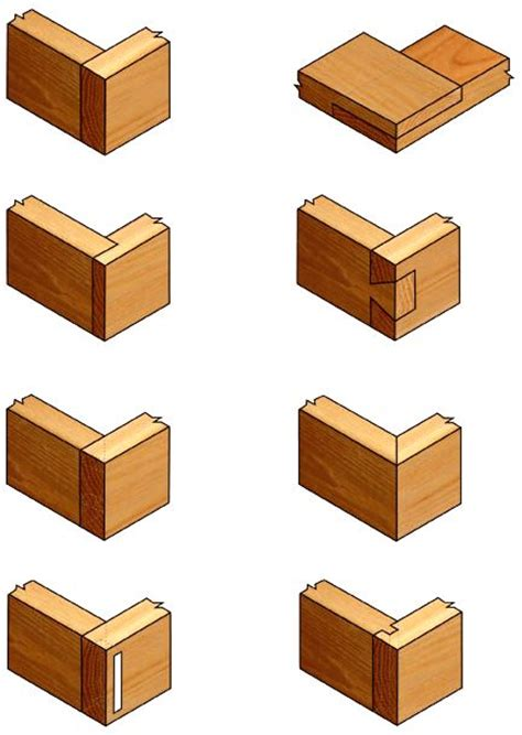 joinery techniques woodworking woodwork wood joinery methods pdf plans