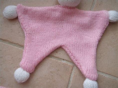 faire doudou en tricot visuel 9