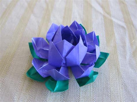 japanese flower origami origami flowers honey bees on