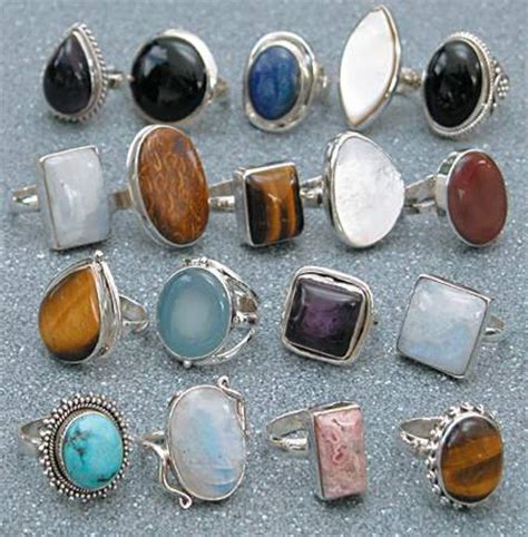 wholesale stones for jewelry wholesale silver and rings