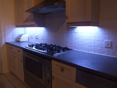 led lights for cabinets in kitchen how to fit led kitchen lights with fade effect