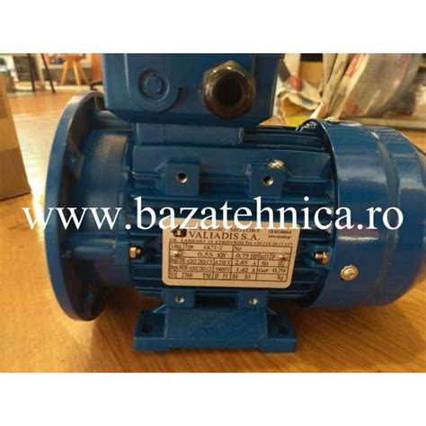 Motor Electric Trifazat 3 Kw Pret by Motor Electric Trifazat 0 55kw 3000 Rpm B35 400v