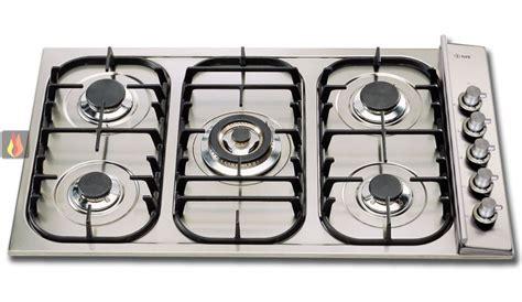 plaque de cuisson gaz 90 cm encastrable 5 foyers dont 1 foyer wok ilve ec ilv344 mon espace