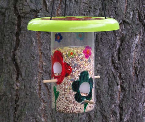easy bird feeder crafts for recycled rustic crafts ten best bird feeder craft