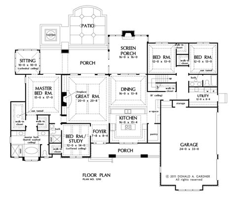 house plans with big kitchens new housing trends 2015 where did the open floor plan originate don gardner house plans