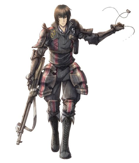 valkyria chronicles rpgfan news valkyria chronicles 3 character info