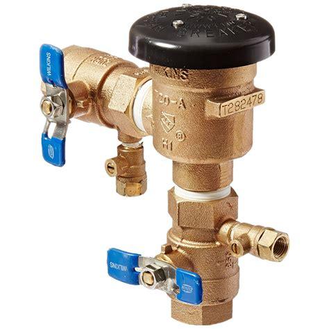 vacuum breaker pressure vacuum breaker plumbing basics