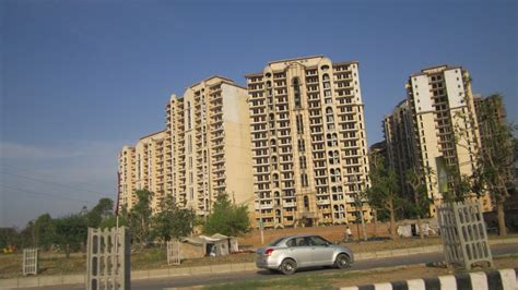 Dlf New Town Heights Floor Plan dlf new town heights in sector 91 gurgaon favista real
