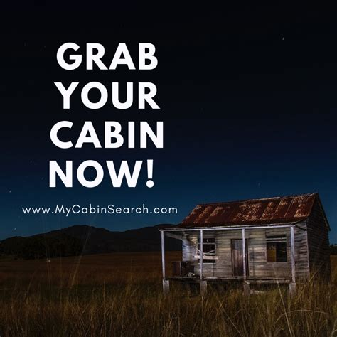 Cabin Search my cabin search
