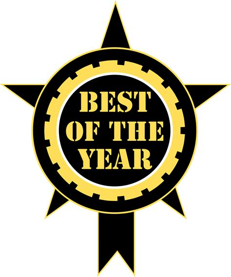 best of the year clipart best of the year sticker