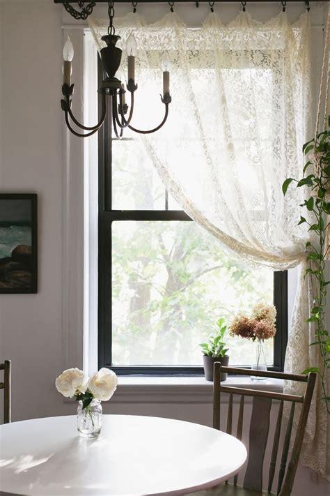 vintage style kitchen curtains 25 best ideas about kitchen window curtains on