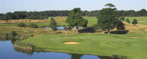 woodwork courses surrey merrist wood golf club ispygolf the web s most visual