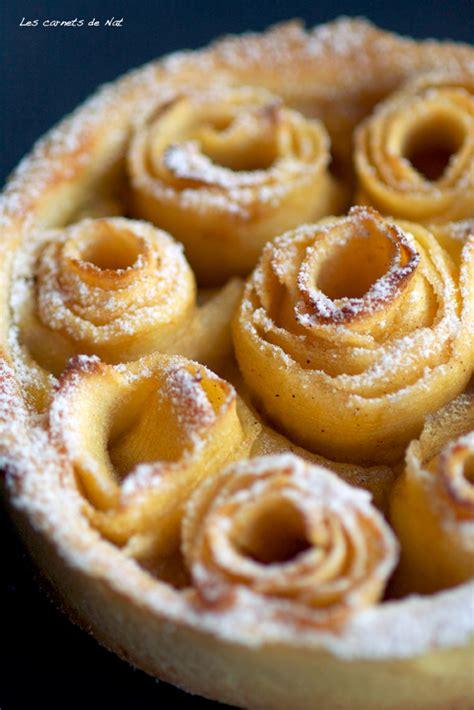 tarte aux pommes sur compote maison les carnets de nat